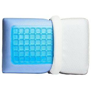 Perfect Cloud Dual Option Cooling Gel-Memory Foam Image