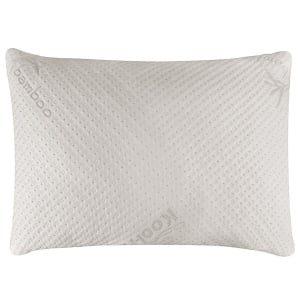 Snuggle-Pedic Bamboo Shredded Memory Foam with Kool-Flow Covering Image