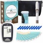 Keto-Mojo Blood Ketone and Glucose Testing Meter Kit Image