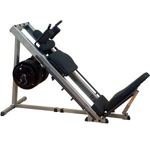 Body-Solid GLPH1100 with Gauge Diamond Plate Platforms Image