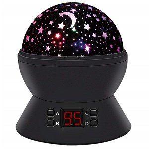 ANTEQI Star Sky Night Lamp 360-Degree Image