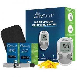 Care Touch Diabetes Testing Kit Image