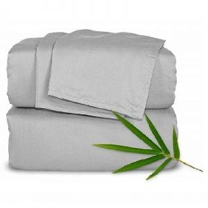 Pure Bamboo Sheets Full 4pc